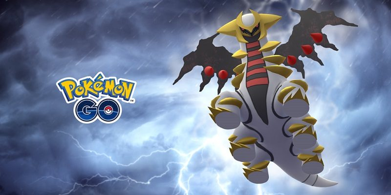 Pokémon GO Giratina