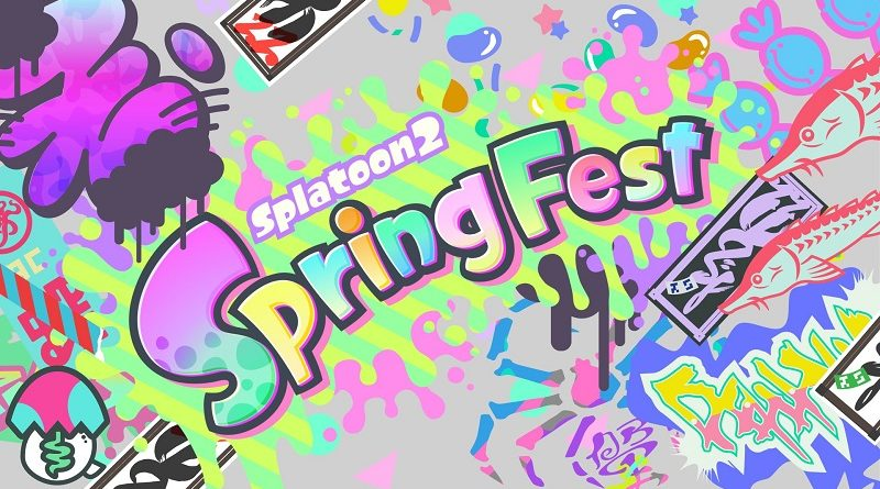 Splatoon 2 Springfest