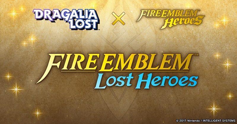 Dragalia Lost Fire Emblem Lost Heroes