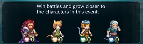 Fire Emblem Heroes Forging Bonds 9 chara