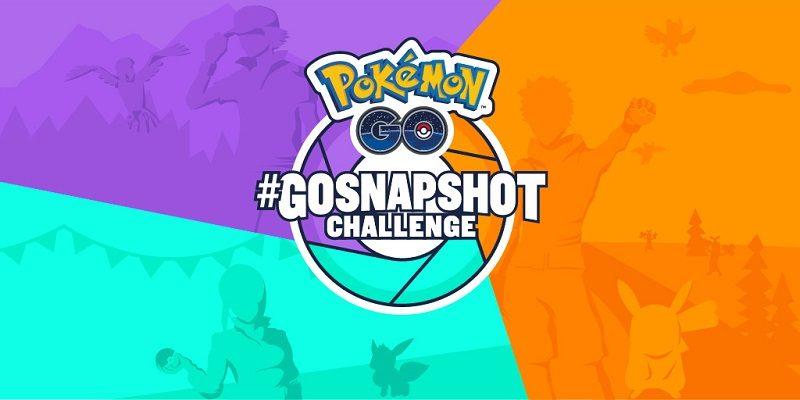 Pokémon GO Snapshot Contest
