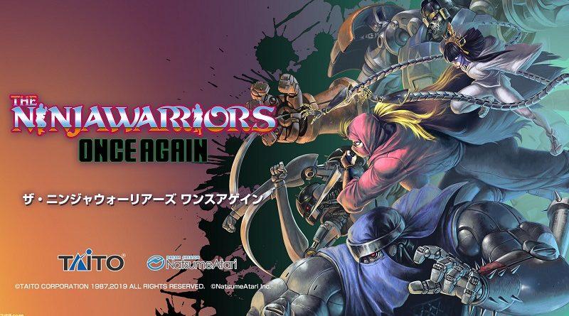 The Ninja Saviours: Return of the Warriors