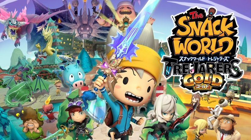The Snack World: The Dungeon Crawl
