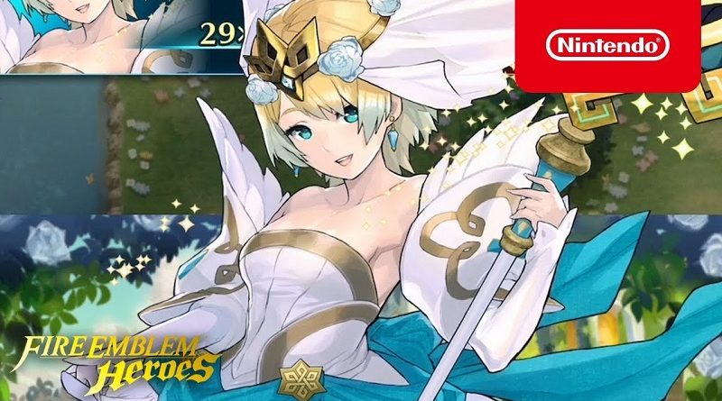 Fire Emblem Heroes Bridal Belonging