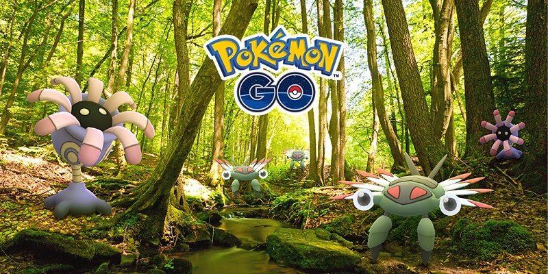 Pokémon GO Adventure Week 2019