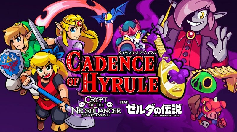 Cadence of Hyrule: Crypt of the Necrodancer feat. The Legend of Zelda
