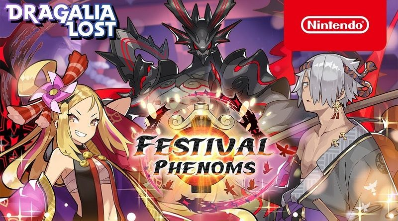 Dragalia Lost Festival Phenoms