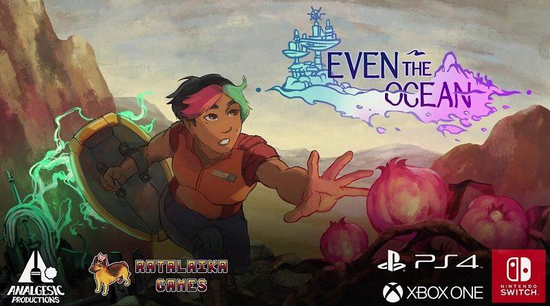 Even the Ocean