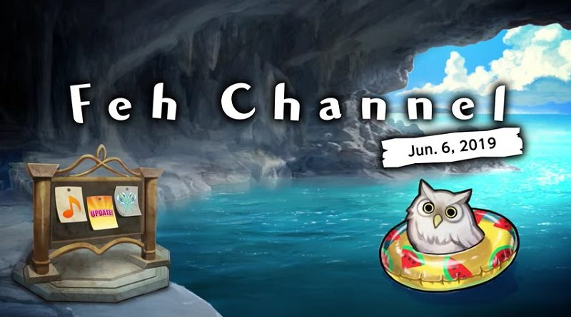 Fire Emblem Heroes Feh Channel June 6 2019