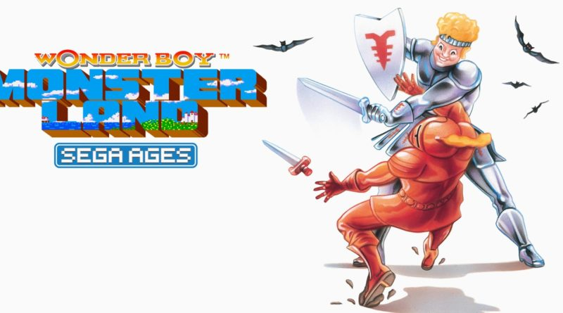 SEGA Ages Wonder Boy: Monster Land
