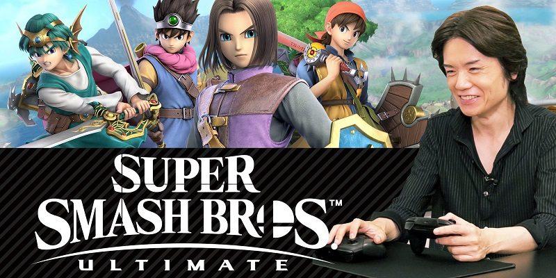 Super Smash Bros. Ultimate Sakurai