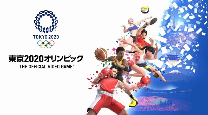 Tokyo 2020 Olympics: The Official Videogame