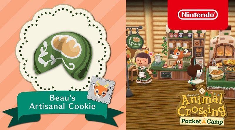 Animal Crossing: Pocket Camp Beau