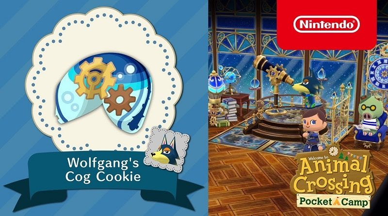 Animal Crossing: Pocket Camp - Fortune Cookies: list of