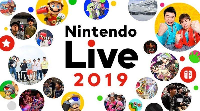 Nintendo Live 2019