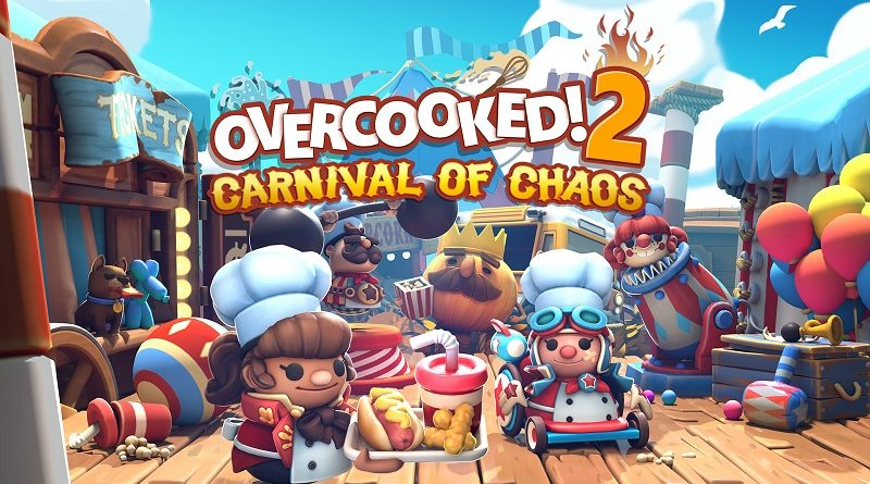 Overcooked 2! Carnival