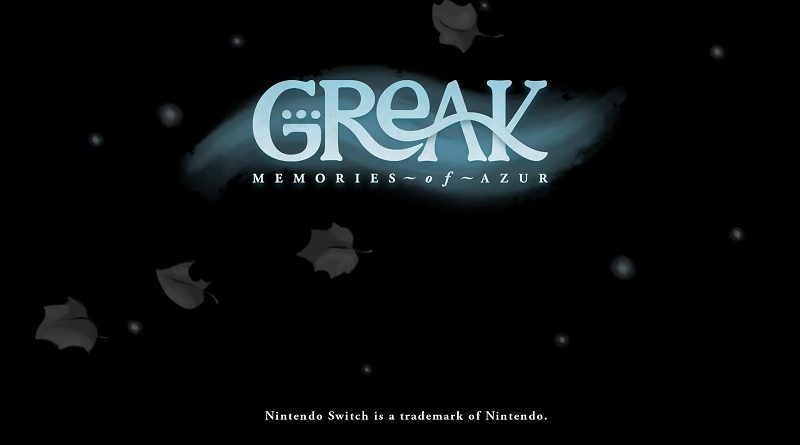 Greak: Memories of Azur
