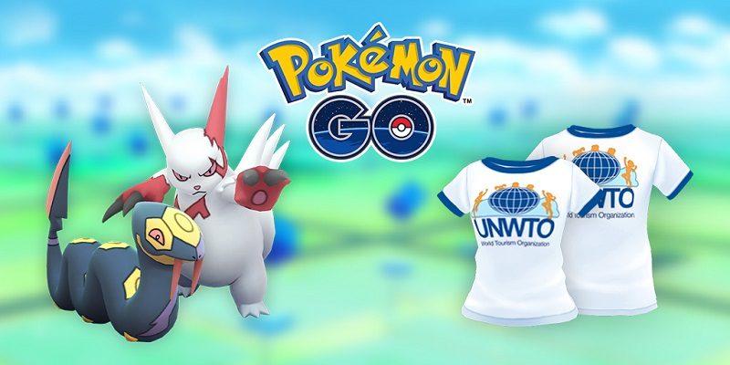 Pokémon GO Tourism