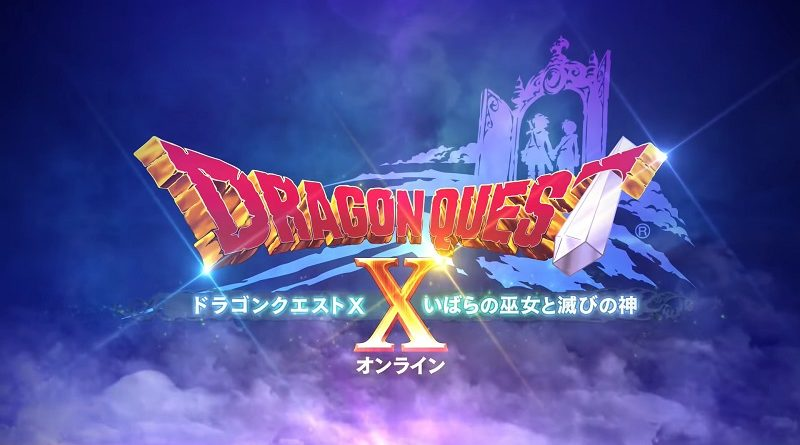 Dragon Quest X V5