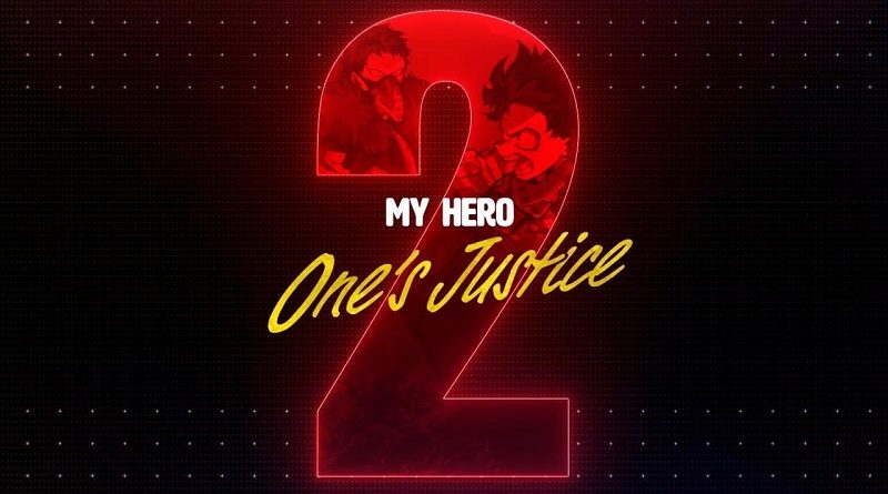 My Hero's One Justice 2