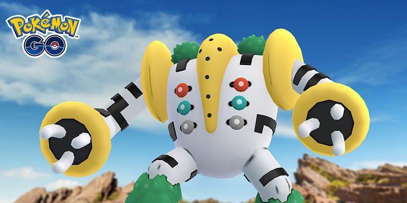 Pokémon GO Regigigas