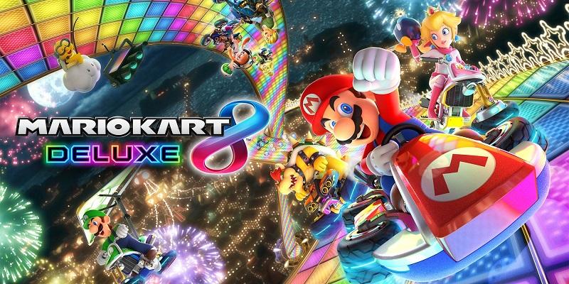 Mario Kart 8 Deluxe - Nintendo eShop