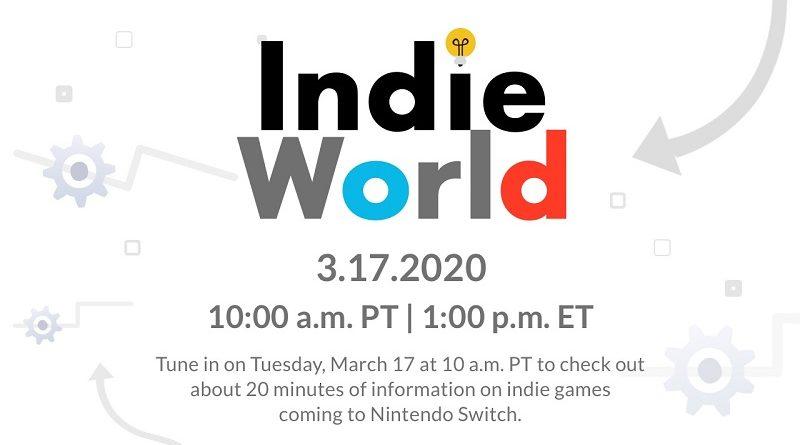 Indie World March 2020