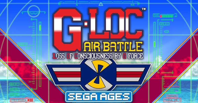 SEGA Ages G-Lock Air Battle