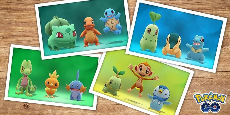 Pokémon GO Throwback Challenge