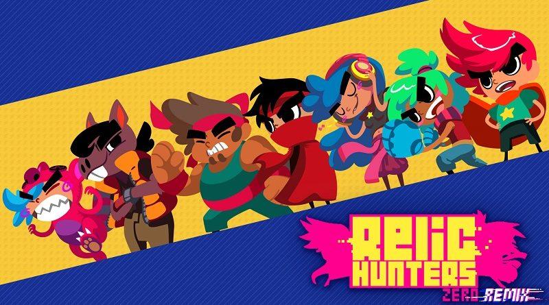 Relics Hunters Zero: Remix