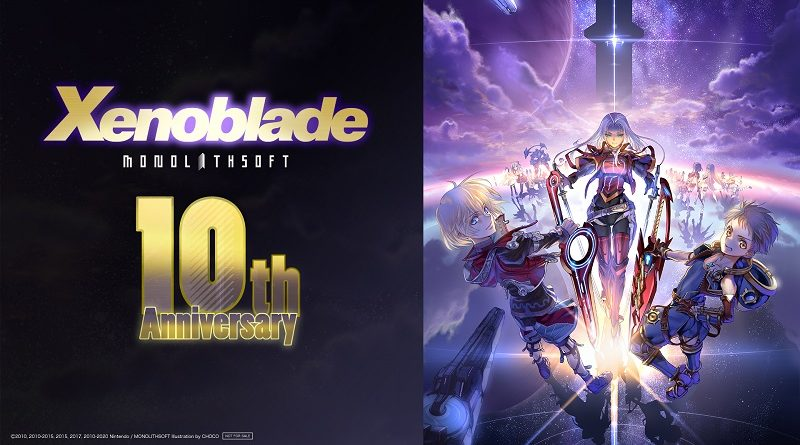 Xenoblade Chronicles 10th Anniversary