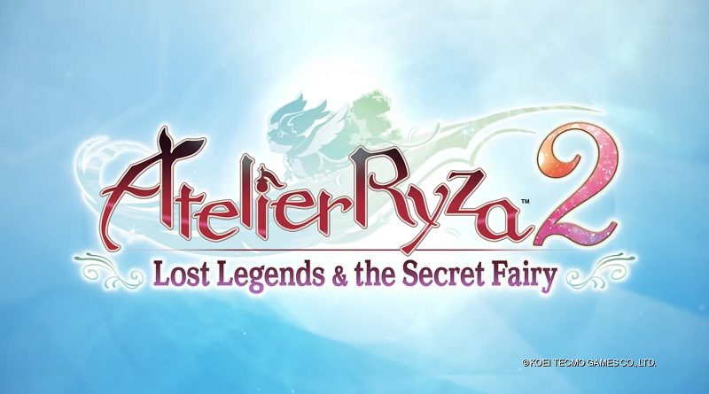 Atelier Ryza: Lost Legends & The Secret Fairy