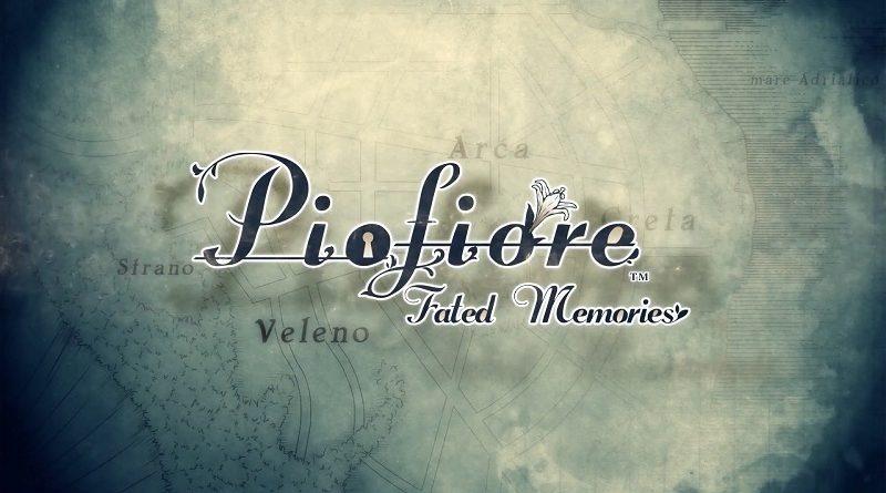 Piofiore: Fated Memories