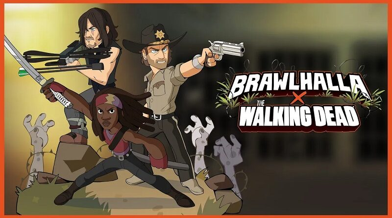 Brawlhalla: The Walking Dead