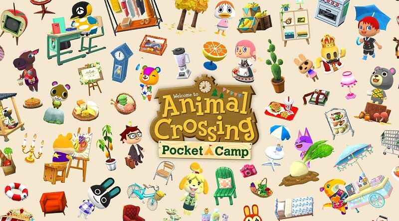 Animal Crossing: Pocket Camp 2020