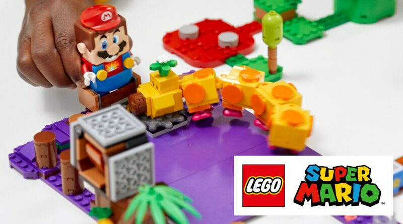 LEGO Super Mario Jan 2021