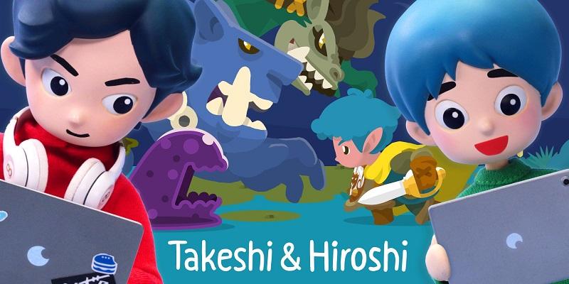 Takeshi and Hiroshi