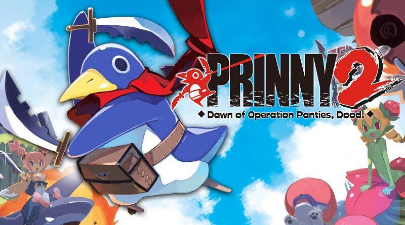 Prinny 2: Dawn of Operation Panties, Dood!