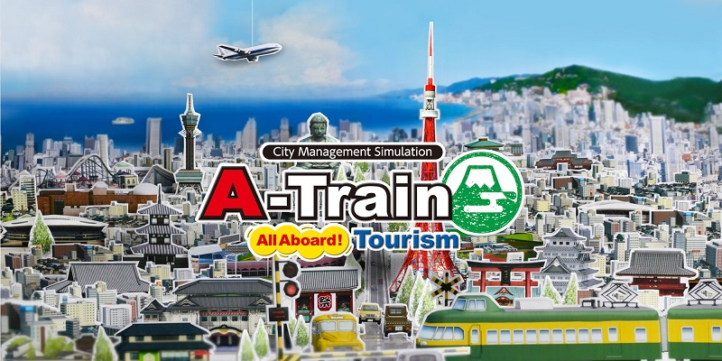 A-Train All Aboard! Tourism
