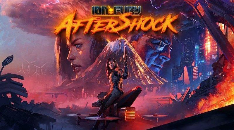 Ion Fury: Aftershock