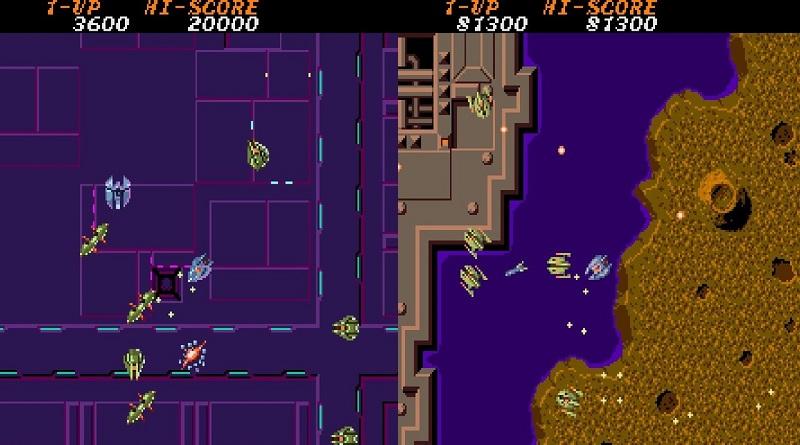 Arcade Archives Time Pilot '84