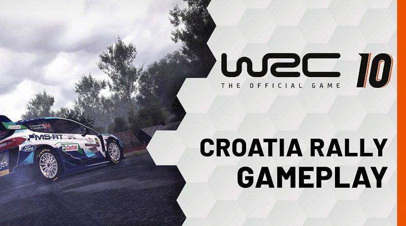 WRC 10 Croatia