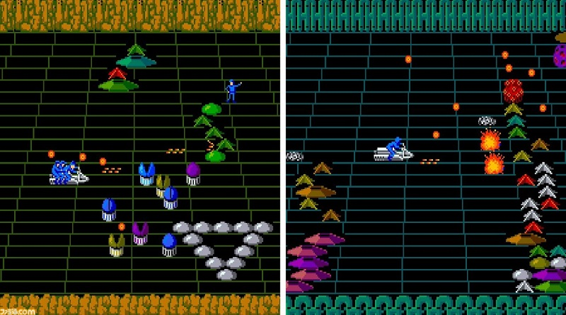 Arcade Archives Sector Zone