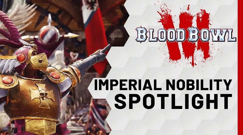 Blood Bowl 3 Imperial