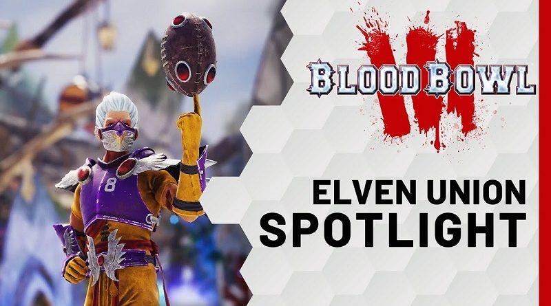 Blood Bowl III Eleven Union