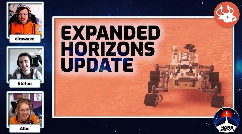 Mars Horizon Expanded Horizons Update