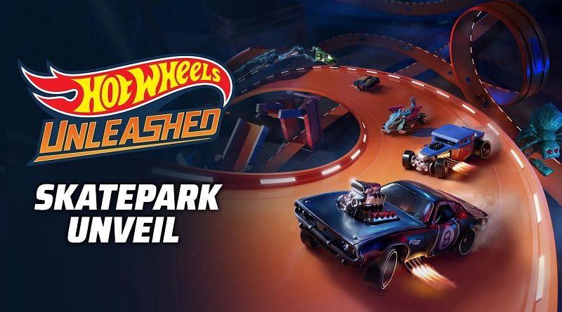 Hot Wheels Unleashed Skatepark