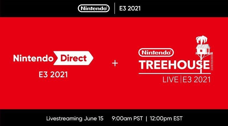 Nintendo E3 2021
