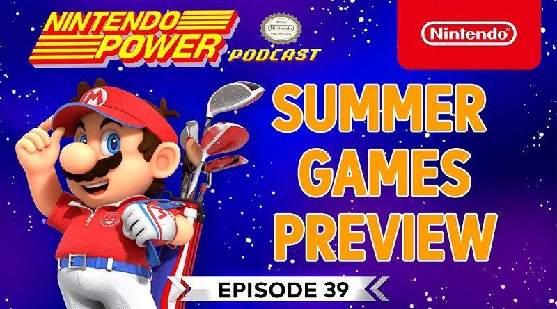 Nintendo Power Podcast 39