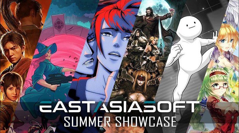 eastasiasoft Summer Showcase 2021